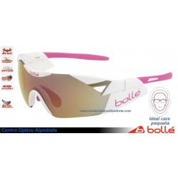 Bolle 6th Sense S Shiny White Pink Rose Gold oil AF (11913)