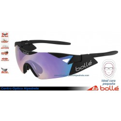 Bolle 6th Sense S Matte Black Blue Violet oil AF (11912)