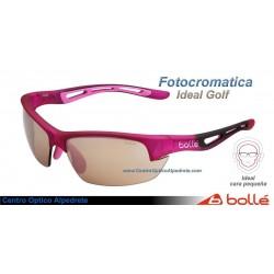 Bolle Bolt S Pink Modulator V3 Golf Oleo AF (11778)