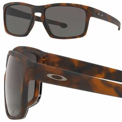 Sliver Matte Brown Tortoise / Warm Grey (OO9262-03)