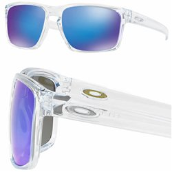 Sliver Polished Clear / Sapphire Iridium (OO9262-06)