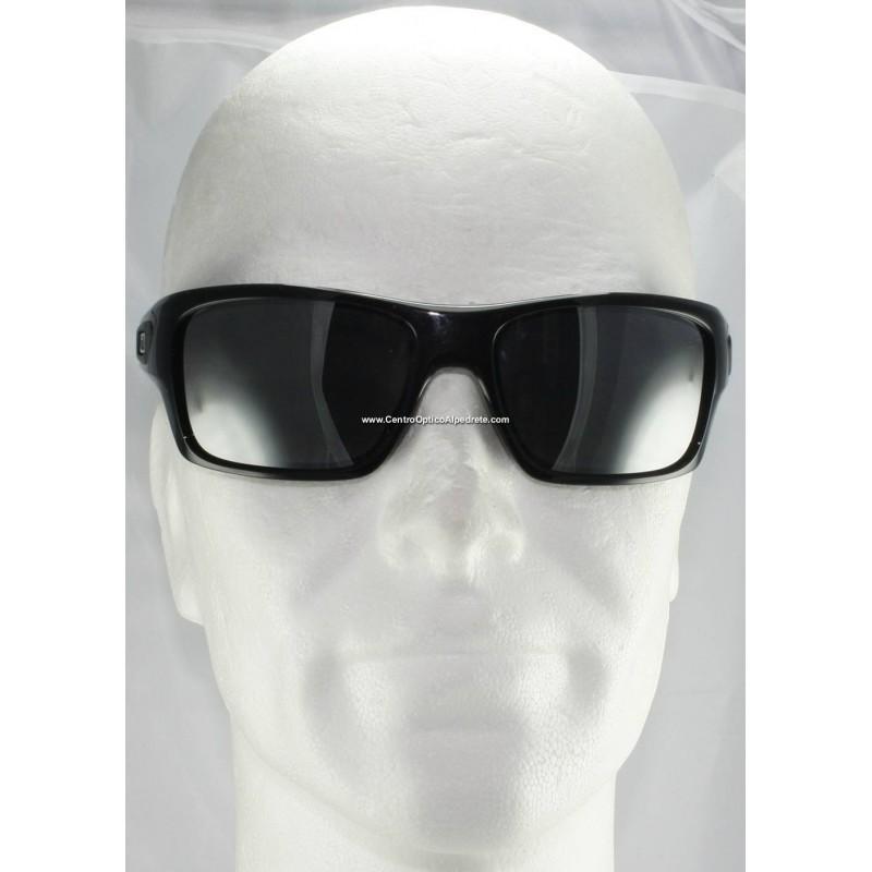 5482b6012a0 Sunglasses Oakley Turbine Polished Black   Black Iridium (OO9263-03)