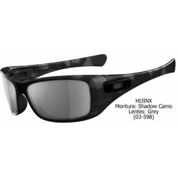 Hijinx Polished Black / Grey Polarized (12-940)