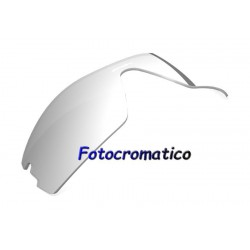 RadarLock Path Lente Clear Black Irdium Photochromic (43-535)