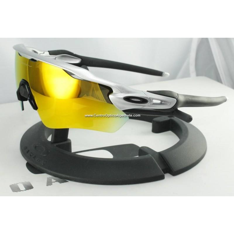 f919bc1423fc0 Sunglasses Radar EV Path Silver   Fire Iridium (OO9208-02)