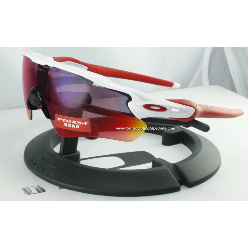 92434726238 Sunglasses Radar EV Path Polished White   Prizm Road (OO9208-05)