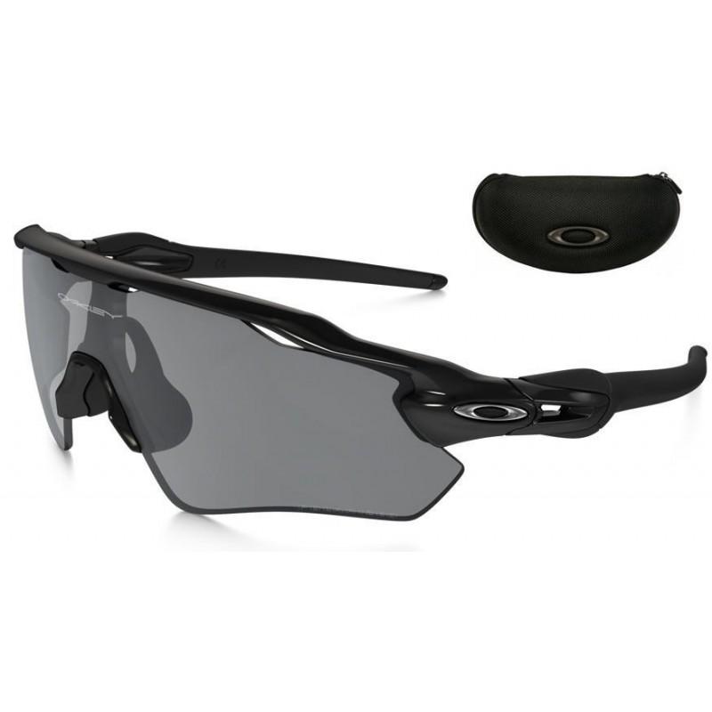 d013756e9cb25 Sunglasses Radar EV Path Polished Black   Black Irdium Polarized (OO9208-07)