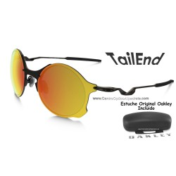 TailEnd Pewter / Fire Iridium (OO4088-04)