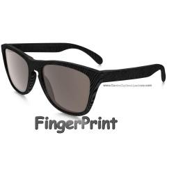 Frogskins FingerPrint Dark Grey / Warm Grey (OO9013-56)