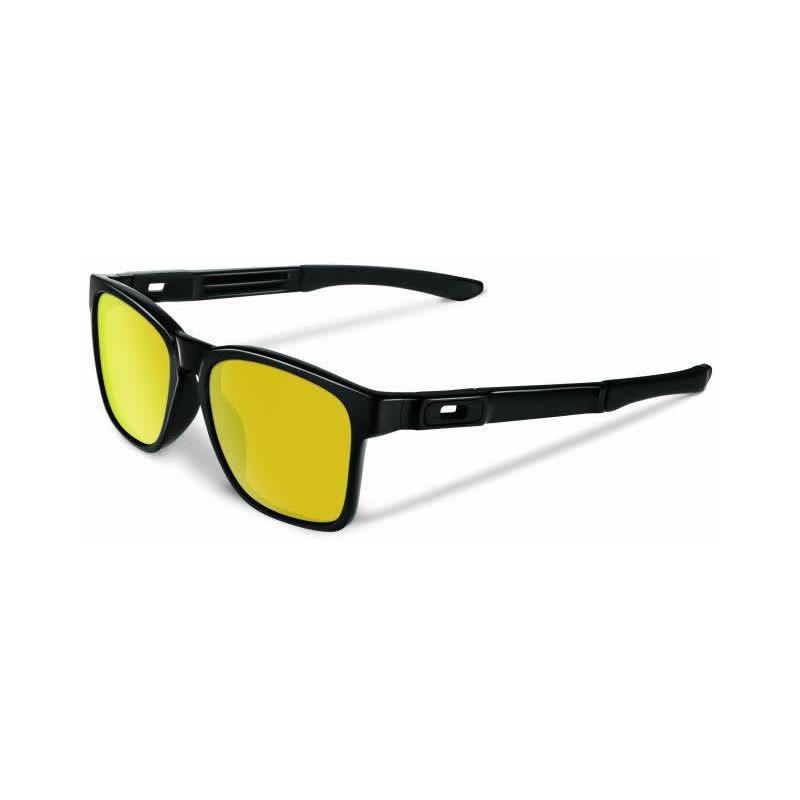 3f81cad00a Gafa de sol Oakley Catalyst negro OO9272-04 24K | Gafas Oakley