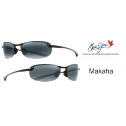 Makaha Negro Brillo / Gris Neutro (R405-02)