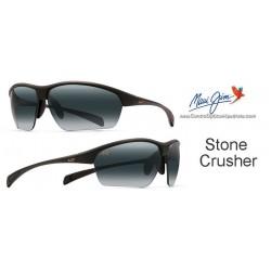 Stone Crushers Negro Mate / Gris Neutro (429-2M)