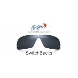 SwitchBacks Lente de repuesto Gris Neutro (AL-G523)