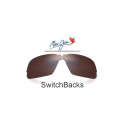 SwitchBacks Lente de repuesto HCL Bronze (AL-H523)