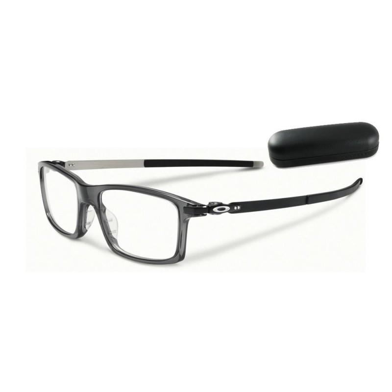 f8aaa24d34 Prescription Glasses Oakley Pitchman Grey Smoke (OX8050-06)