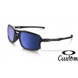 Triggerman Custom Polished Black / Ice Iridium (OO9266-5095)