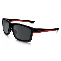 Mainlink Polished Black - Red / Black Iridium (OO9247-12)