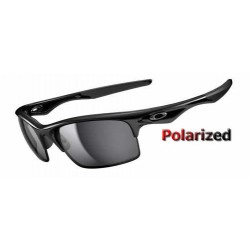 Bottle Rocket Polished Black / Black Iridium Polarized (OO9164-01)