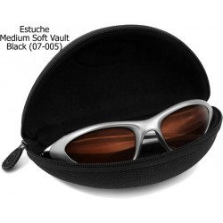 Oakley Estuche Medium Soft Vault Black (07-005)