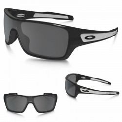 Turbine Rotor Granite / Black Iridum Polarized (OO9307-05)