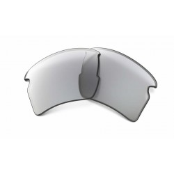 Flak 2.0 XL lens replacement Clear Black Iridium Photochromic (101-351-023)