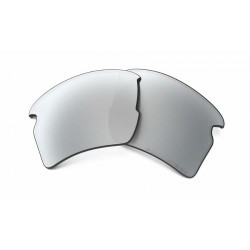 Flak 2.0 XL lens replacement Chrome Iridium Polarized (101-351-009)