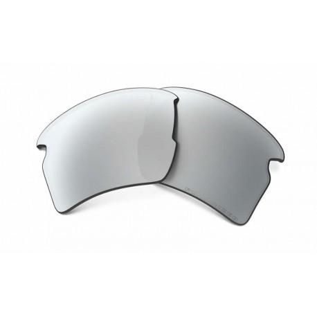 Flak 2.0 XL lens replacement Chrome Iridium Polarized (101-351-009)