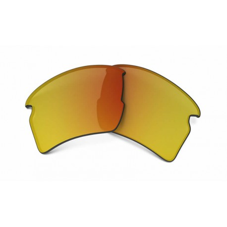 Flak 2.0 XL lens replacement Fire Iridium (101-351-010)