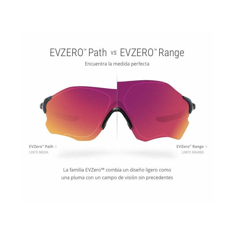 Gafas de sol EVZero Path Silver Sapphire OO9308-04   Gafas Oakley 4c9475f400
