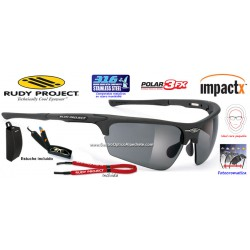 Noyz Sailing Matte Black / ImpactX Polarized Photochromic Grey (SP048606A)