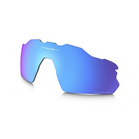 Radar EV Pitch Lente Sapphire Iridium Polarized Vented (101-354-020)