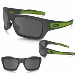 Turbine Tour Matte Dark Grey / Prizm Daily Polarized (OO9263-27)