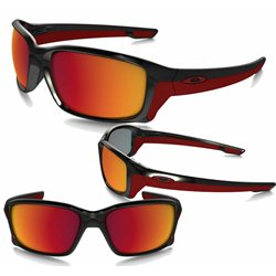 StraightLink Polished Black / Torch Iridium Polarized (OO9331-08)