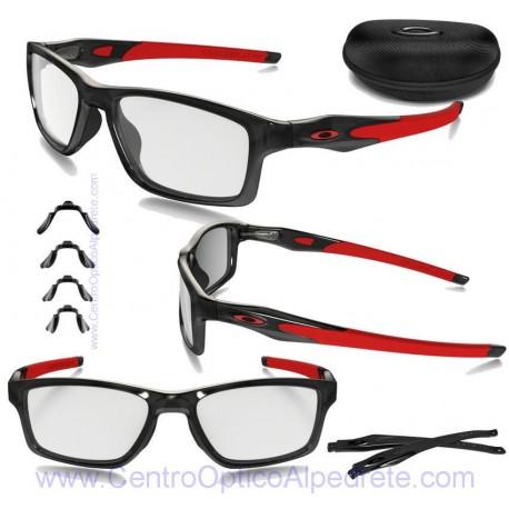 Crosslink MNP Polished Black Ink - Red (OX8090-03)