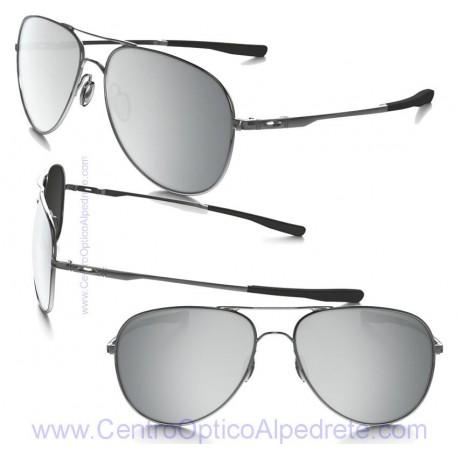 77e195a55d0 Oakley Sunglasses Elmont Polished Chrome   Chrome Iridium (OO4119-08)