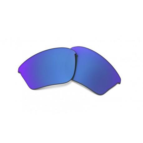 Half Jacket 2.0 XL Lente Sapphire Iridium Polarized (100-856-022)