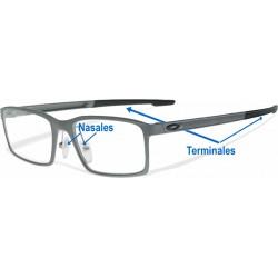 Oakley Milestone 1.0 Kit Nasal + Terminales (OX8038)