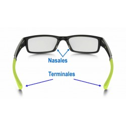 0a684b7433 Oakley Repuestos gafas Graduadas, gomas y nasales - Centro Optico ...