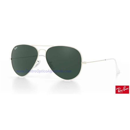Ray-Ban Aviator Large Metal / Lente G-15 (RB3025-001)