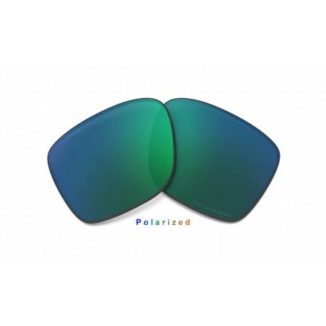 c8f36f1255 Sunglasses Oakley Jupiter Squared Lente Jade Iridium Polarized (101 ...