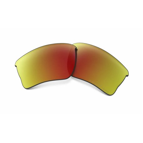 Quarter Jacket Lente Ruby Iridium Polarized (100-738-018)