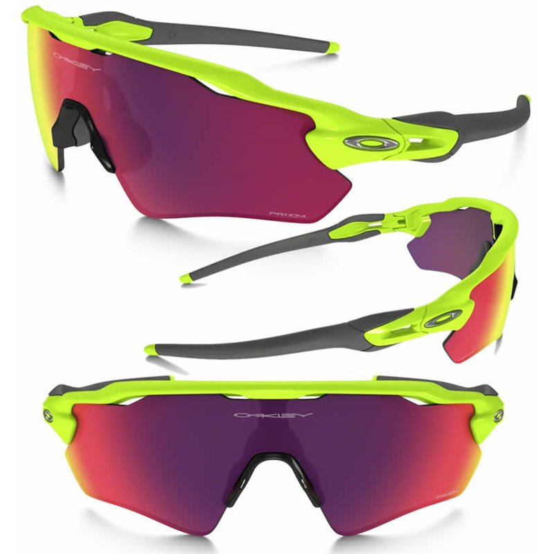353e81c70 Sunglasses Radar EV Path Retina Burn / Prizm Road (OO9208-49)