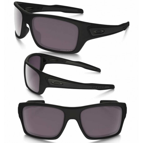 Turbine XS Matte Black / Prizm Daily Polarized (OJ9003-06)