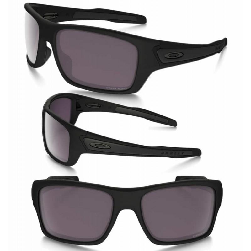 0495e855e73 Sunglasses Oakley Turbine XS Matte Black   Prizm Daily Polarized (OJ9003-06)