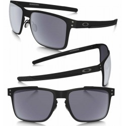 Holbrook Metal Matte Black / Grey (OO4123-01)