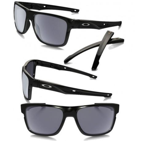 CrossRange Polished Black / Grey (OO9361-01)
