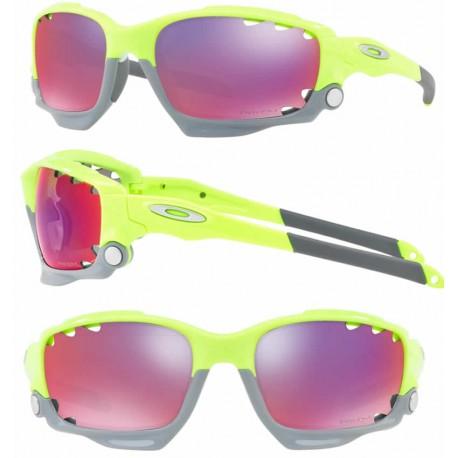 Oakley Sunglasses Racing Jacket Retina Burn   Prizm Road (OO9171-39) 392aaa7d22