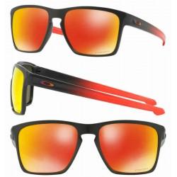 Sliver XL Matte Black Fade / Prizm Ruby (OO9341-14)