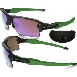 Oakley Sunglasses Flak 2.0 XL Polished Black / Prizm Golf (OO9188-70)
