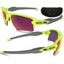 Oakley sport sunglasses Flak 2.0 XL Retina Burn / Prizm Road (OO9188-71)